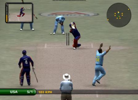Download EA Sports Cricket 2007 Highly Compressed