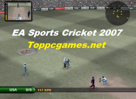 EA Sports Cricket 2007 Free Download
