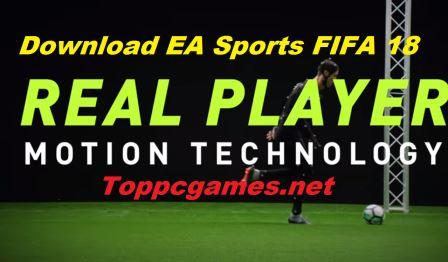 EA Sports FIFA 18 Download