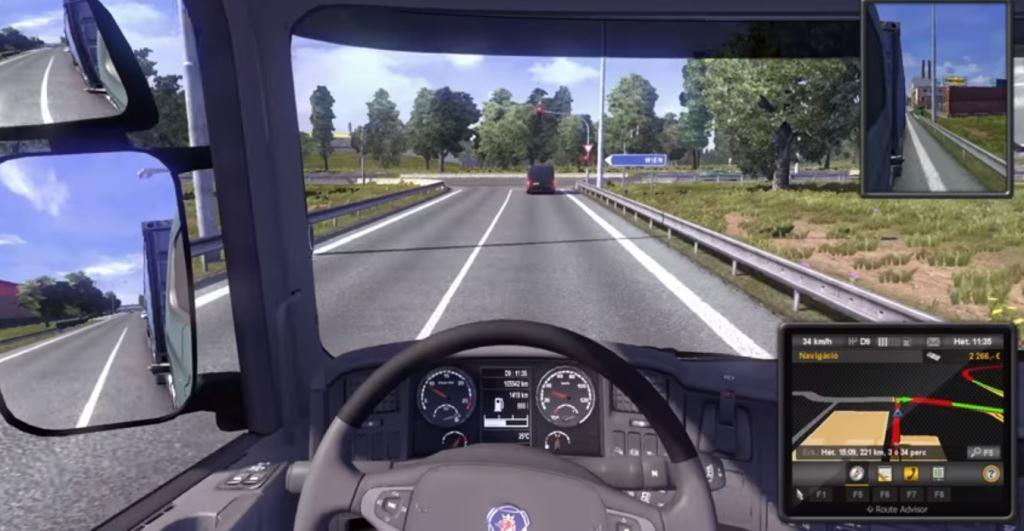 Euro Truck Simulator 2 PC Download